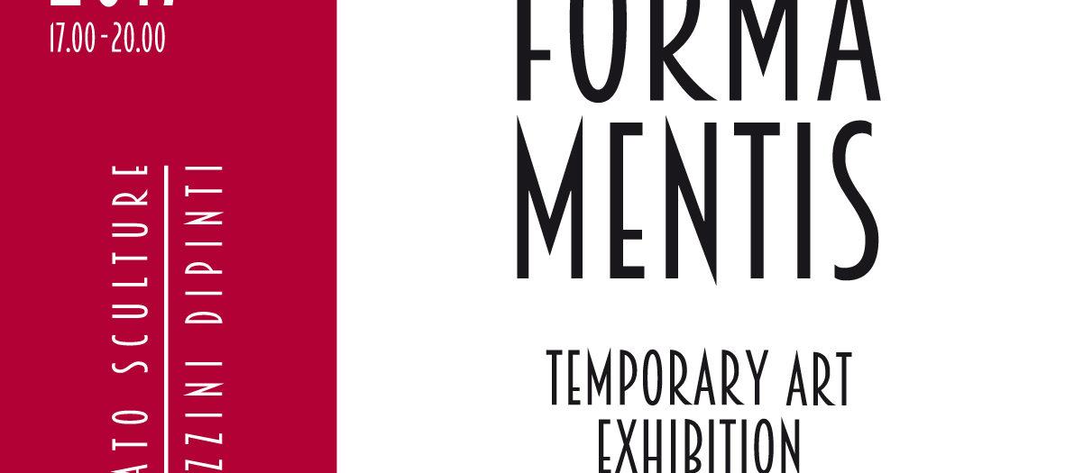 Forma Mentis, Temporay Art Exhibition, sculture di Silvio Amato dipinti di Enzo Magazzini, Bolgheri Centro Civico, dal 21 al 27 settembre 2017